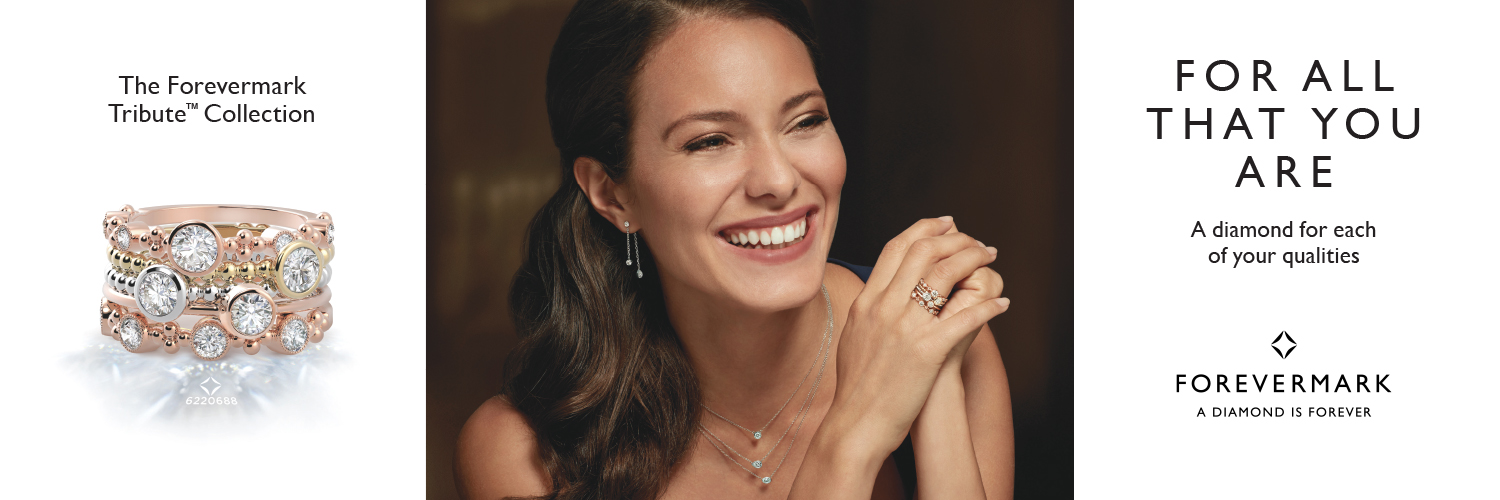 Thacker Jewelry Forevermark Tribute Collection