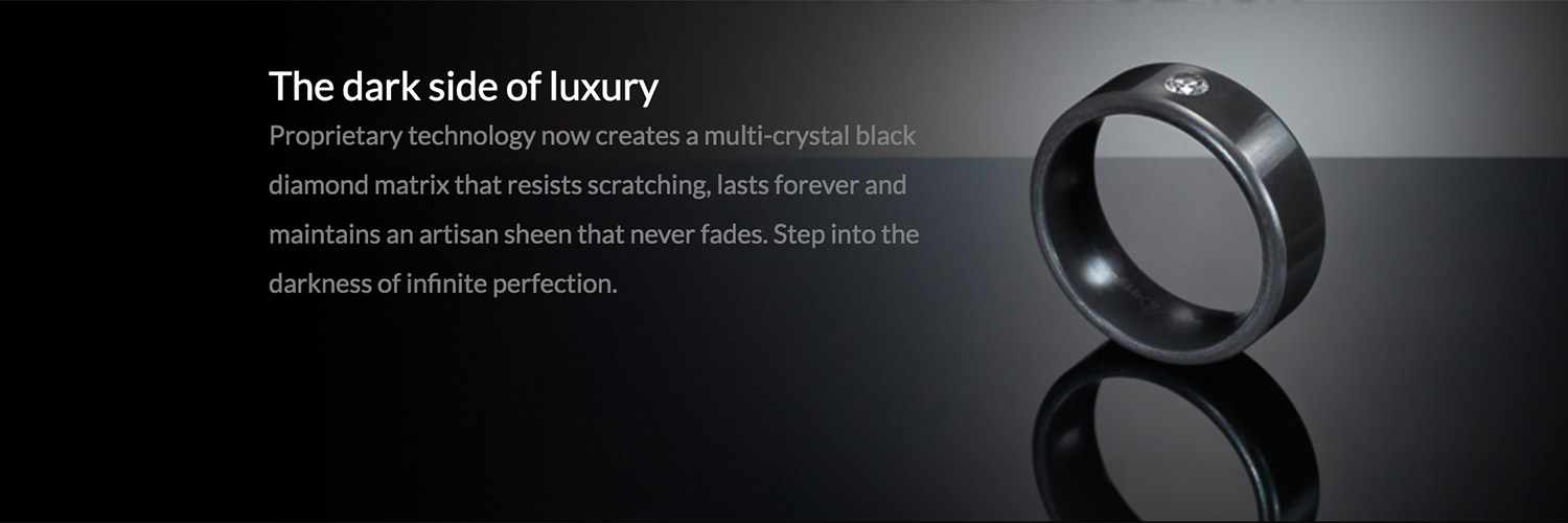 Thacker Jewelry Elysium Black Diamond